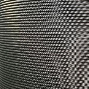 Сетка тканая фильтровая нержавеющая